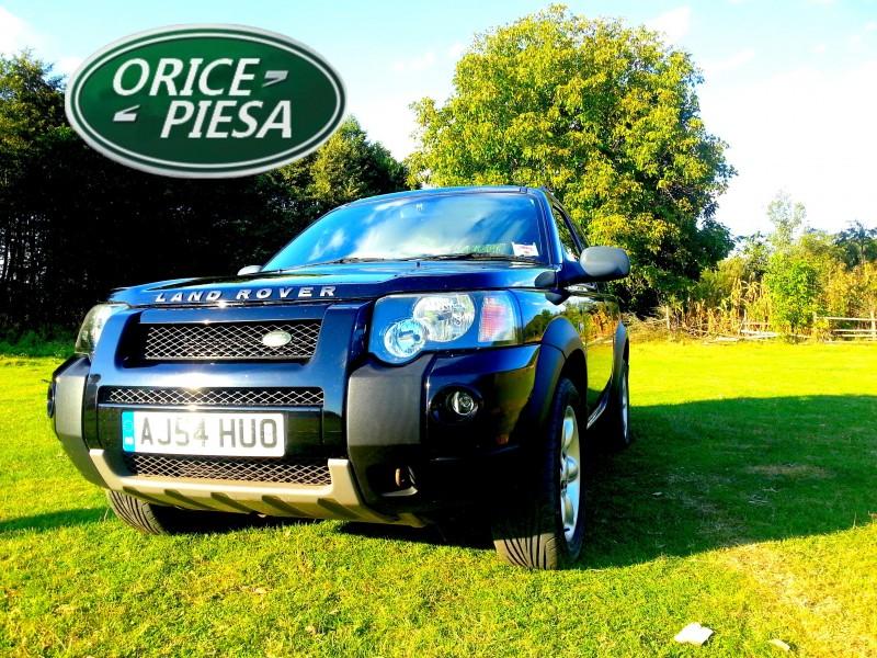 Motor cu anexe - Land Rover Freelander din piese  dezmembrari auto - Poza 1