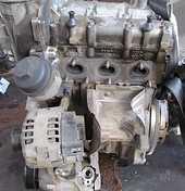Motor cu anexe - Skoda Fabia