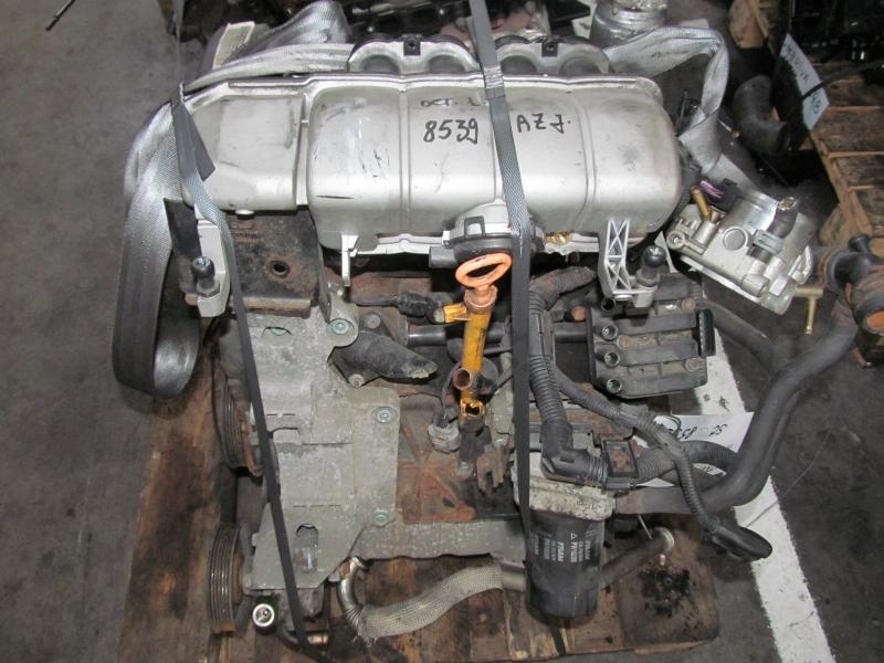 Motor cu anexe - Skoda Octavia din piese  dezmembrari auto - Poza 1