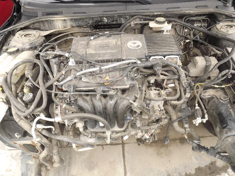 Motor fara anexe, anexe motor Mazda 3 - 01 Iunie 2012 - Poza 1