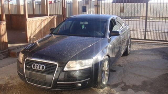 Motor fara anexe - Audi A6 din piese  dezmembrari auto - Poza 1