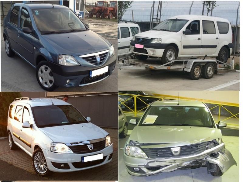 Motor fara anexe - Dacia Logan I din piese  dezmembrari auto - Poza 1