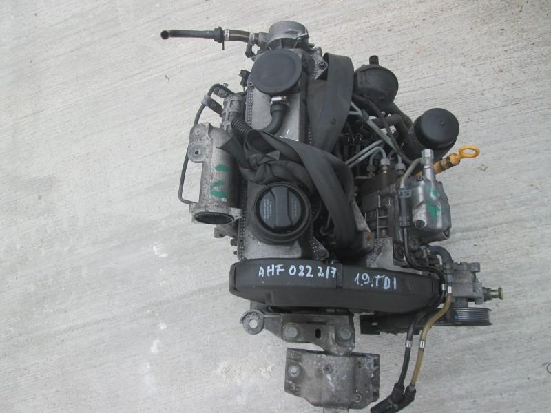 Motor fara anexe - Volkswagen Bora din piese  dezmembrari auto - Poza 1