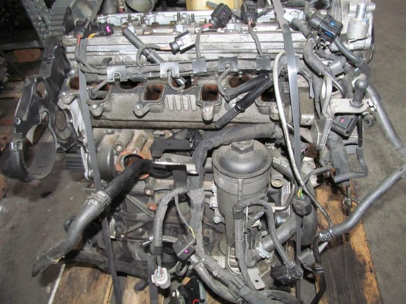 Motor fara anexe - Volkswagen Golf-VI din piese  dezmembrari auto - Poza 2