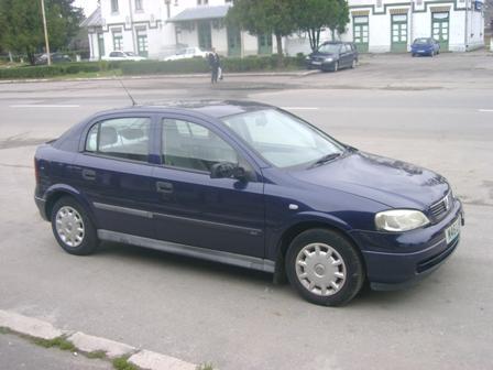 Opel Astra-G avariat 2000 Benzina Berlina - 12 Aprilie 2011 - Poza 3