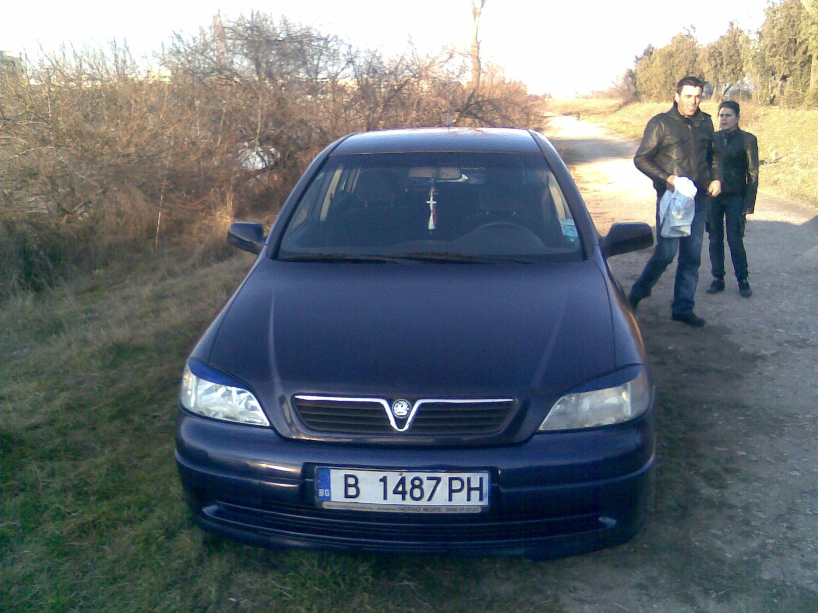 Opel Astra-G avariat 2000 Diesel Hatchback - 18 Februarie 2011 - Poza 4