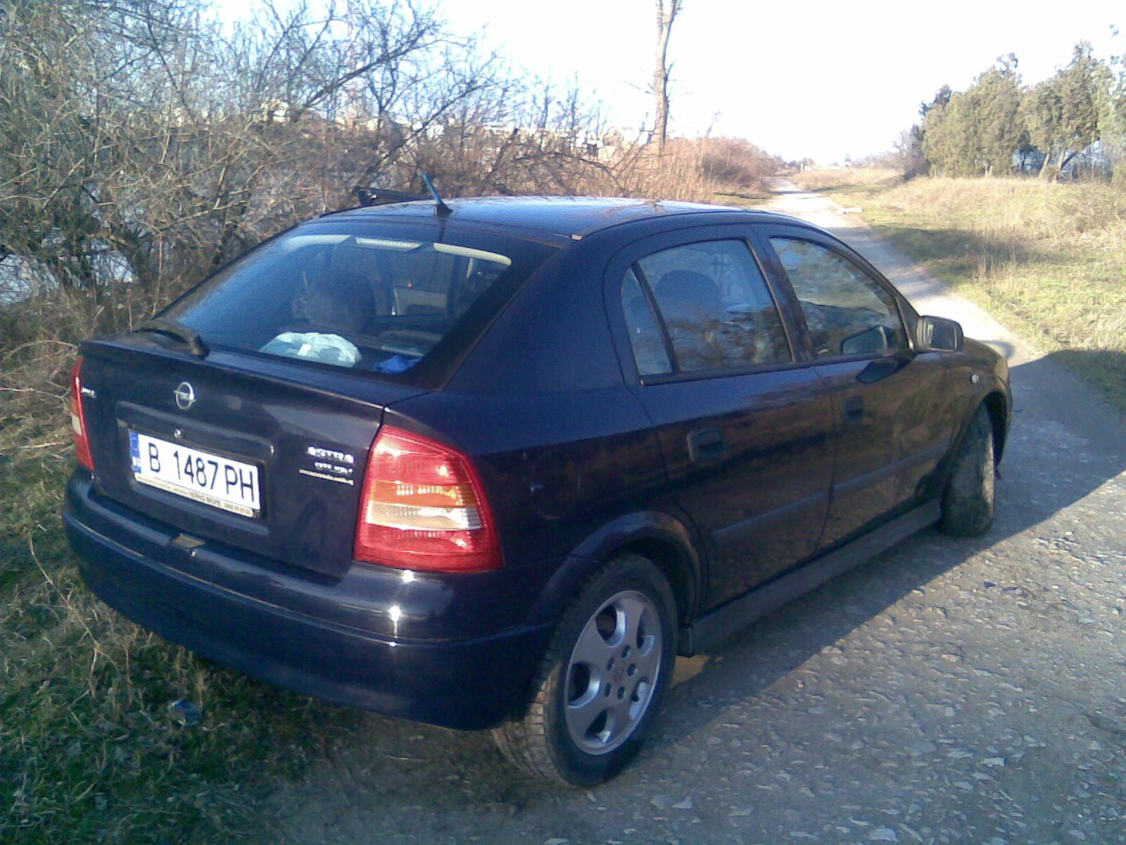 Opel Astra-G avariat 2000 Diesel Hatchback - 18 Februarie 2011 - Poza 2