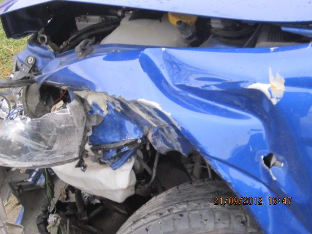 Opel Astra-G avariat 2001 Benzina Coupe - 28 Septembrie 2012 - Poza 2