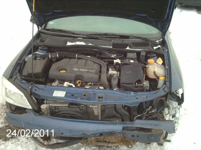 Opel Astra-G avariat 2004 Diesel Hatchback - 24 Februarie 2011 - Poza 3