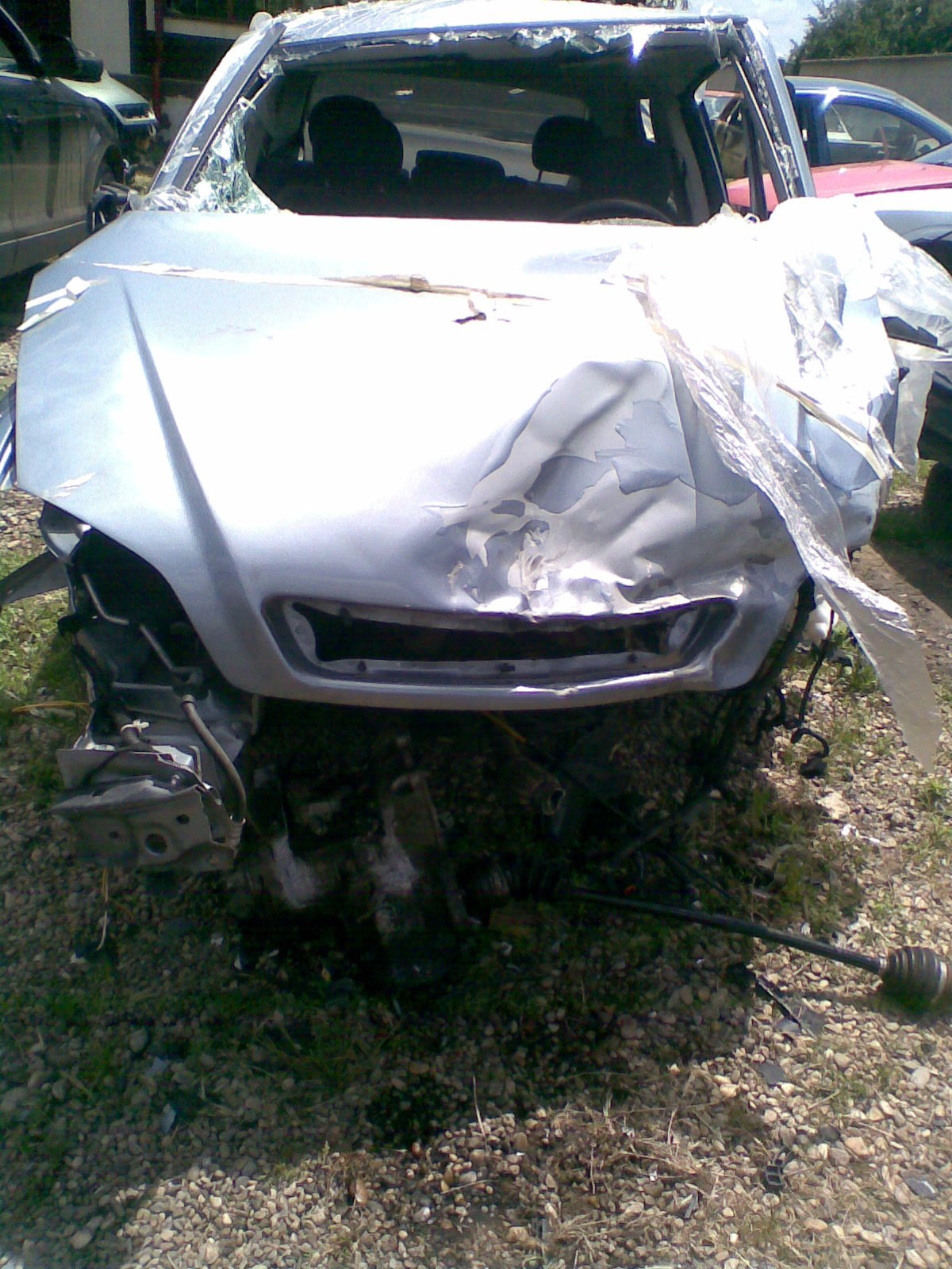 Opel Astra-G avariat 2006 Benzina Hatchback - 05 Iunie 2013 - Poza 1