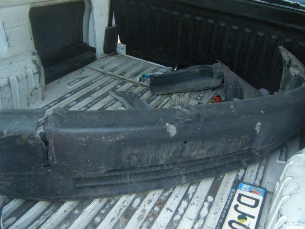 Peugeot Partner avariat 2001 Diesel VAN - 19 Iulie 2011 - Poza 4