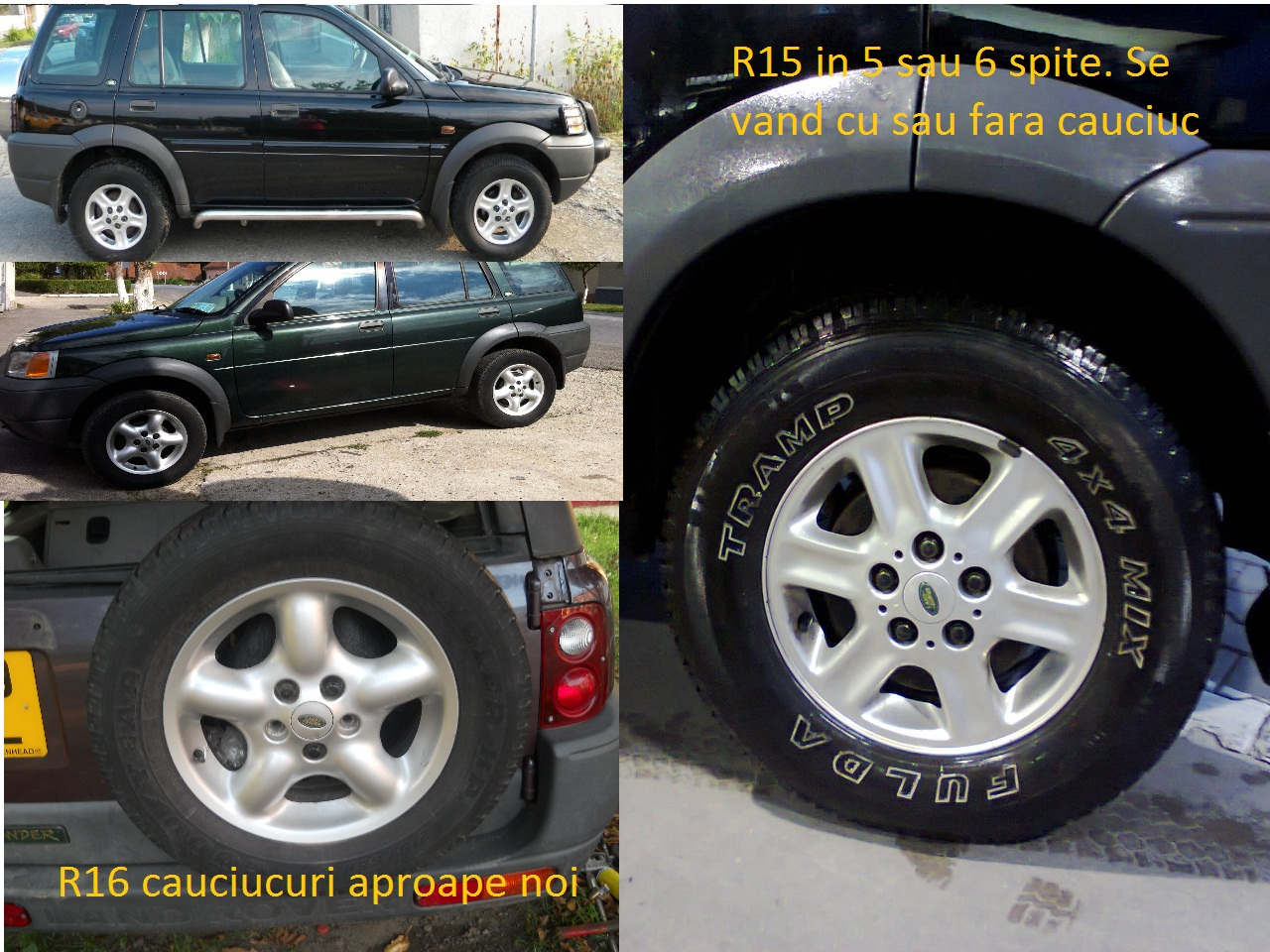 Piese Land Rover Freelander - 10 Noiembrie 2012 - Poza 2