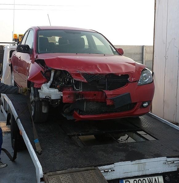 Placa presiune - Mazda 3 din piese  dezmembrari auto - Poza 1