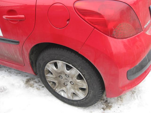 Punte simpla Peugeot 207 - 20 Februarie 2012 - Poza 2