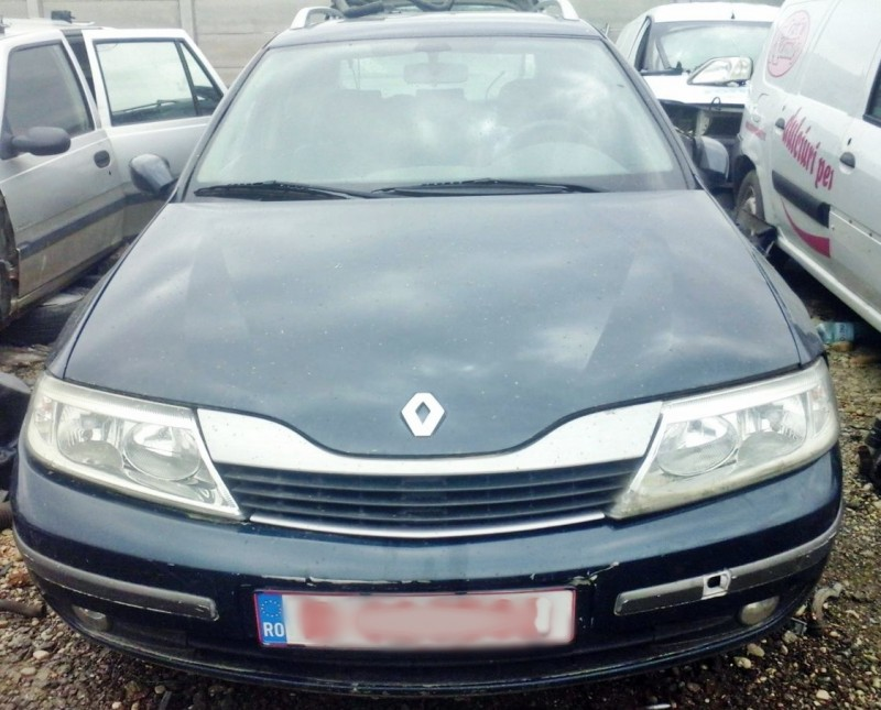 Usa stanga - Renault Laguna-II din piese  dezmembrari auto - Poza 2