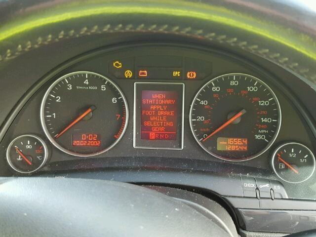 Vand Audi A4 avariat - Poza 3