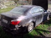 Vand BMW 525 avariat