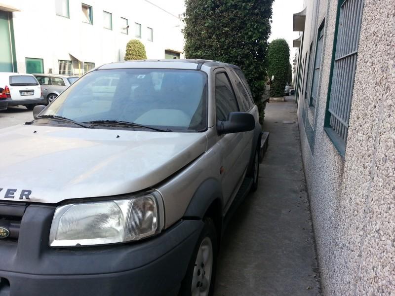 Vand Land Rover Freelander avariat - Poza 1