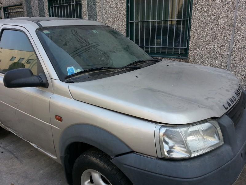 Vand Land Rover Freelander avariat - Poza 2