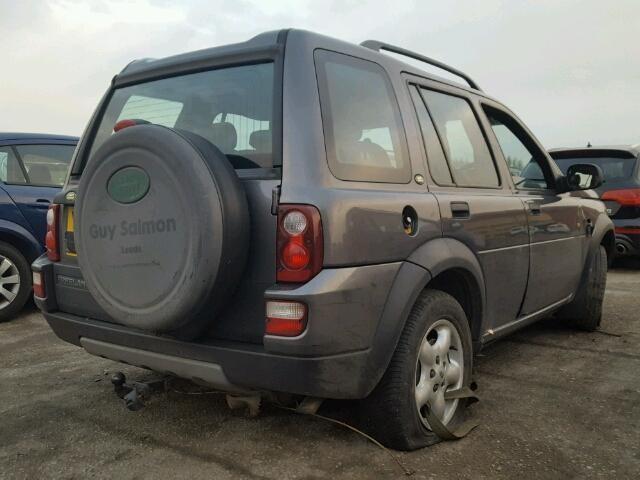 Vand Land Rover Freelander avariat - Poza 3