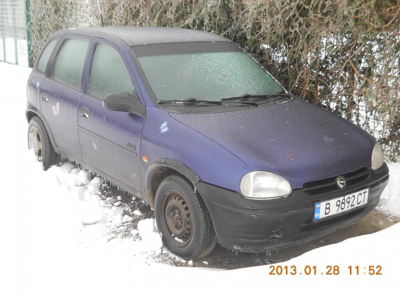 Vand Opel Corsa-B avariat - Poza 3