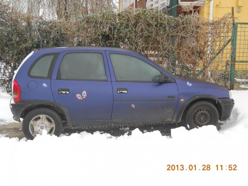 Vand Opel Corsa-B avariat - Poza 2