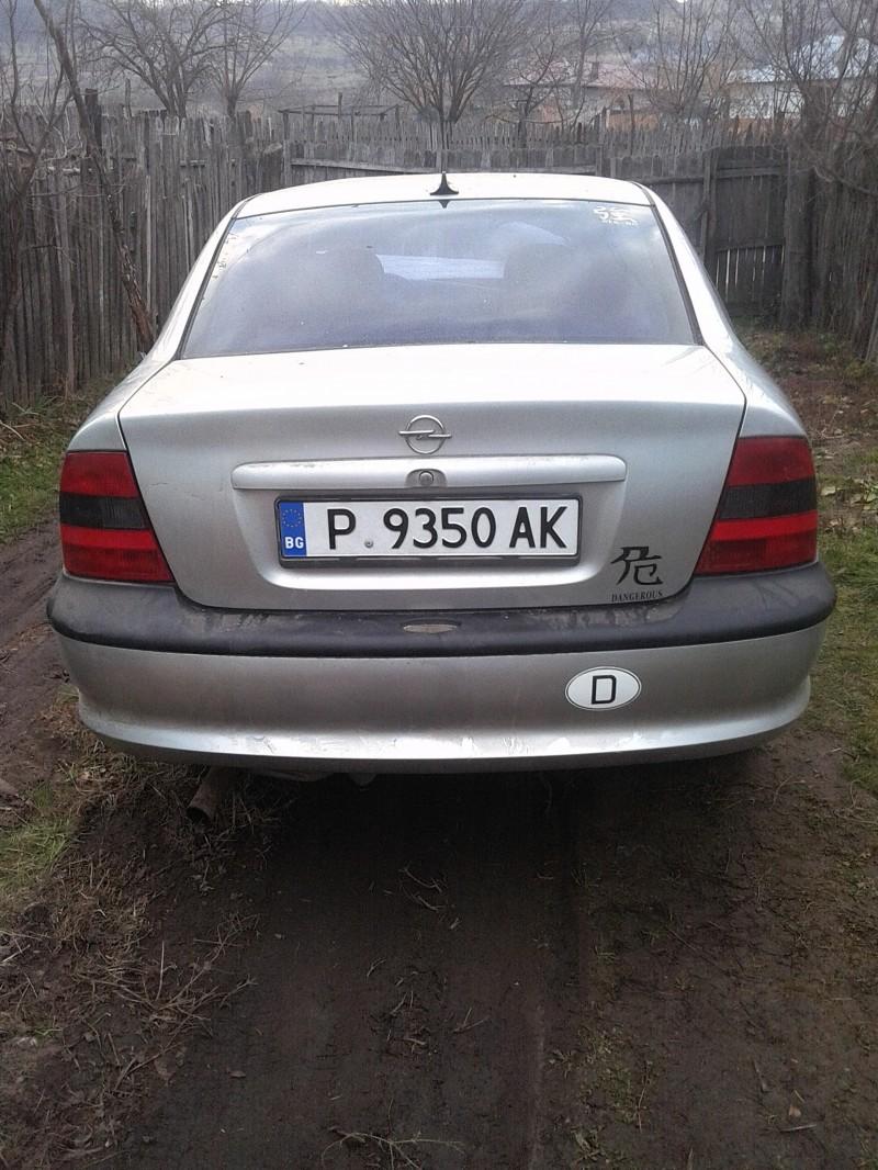 Vand Opel Vectra-B avariat - Poza 1