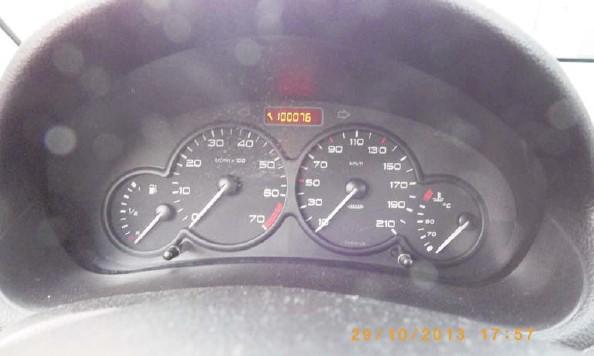 Vand Peugeot 206 avariat - Poza 2