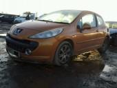 Vand Peugeot 207 avariat