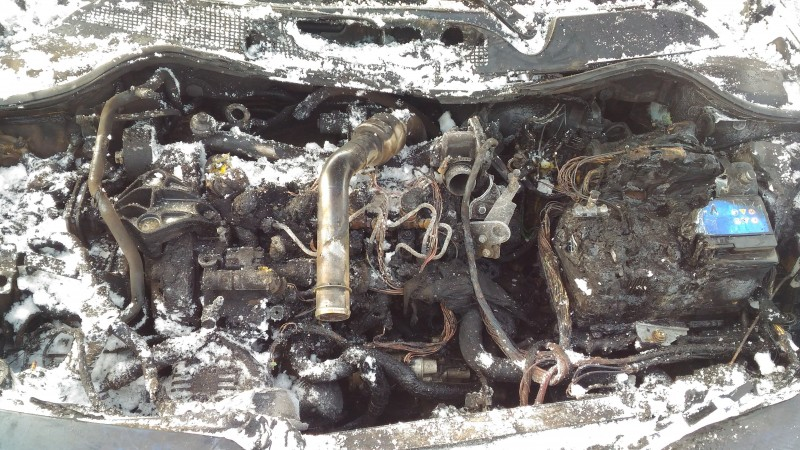 Vand Renault Megane avariat - Poza 2