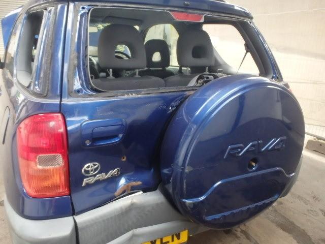 Vand Toyota RAV4 avariat - Poza 2