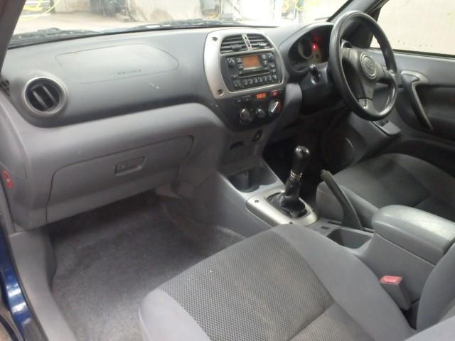 Vand Toyota RAV4 avariat - Poza 3