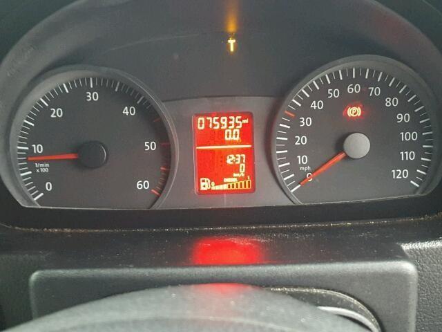Vand Volkswagen Crafter avariat - Poza 3