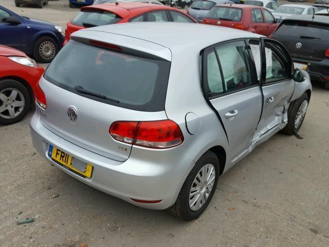 Vand Volkswagen Golf-VI avariat - Poza 2