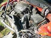 Audi A3 avariat 1997 Benzina Coupe - 28 Iunie 2011