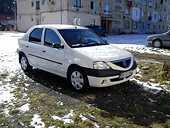 Dacia Logan avariat 2006 Diesel Berlina - 14 Februarie 2011