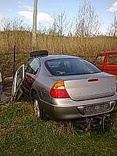 Dezmembrez Chrysler 300 M din 2003 Benzina. Anunt din 28 Noiembrie 2011