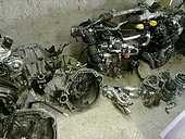 Dezmembrez MOTOR Renault Megane - 06 Septembrie 2011