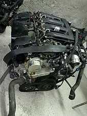 Dezmembrez MOTOR BMW 330 - 26 Iulie 2011