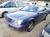 Dezmembrez Mercedes CLK230 2002 Benzina Coupe - 05 Martie 2013
