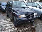 Dezmembrez Suzuki Vitara 1994 Benzina Berlina - 02 Decembrie 2012