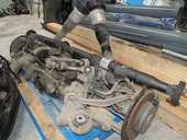 Mecanica spate completa Mercedes S350 - 22 Februarie 2013