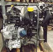 Motor cu anexe Renault Megane - 15 Octombrie 2012