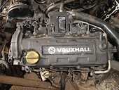 Motor fara anexe  Vand piese Opel Astra-G - 04 Februarie 2013