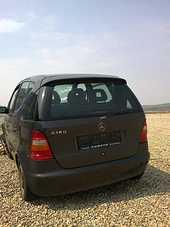 Dezmembrez Mercedes A140 2000 Benzina Hatchback - 18 Mai 2013