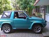 Dezmembrez Suzuki Vitara 1998 Benzina SUV - 15 Mai 2013
