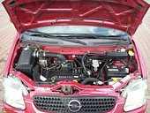 Opel Agila avariat 2001 Benzina Monovolum - 05 Iunie 2013
