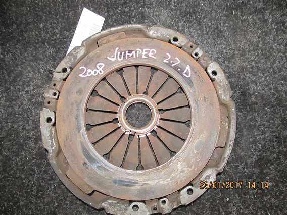 PLACA PRESIUNE Citroen Jumper diesel 2008 - Poza 2