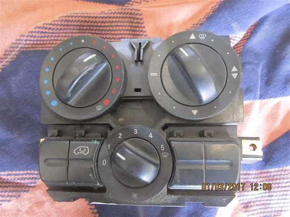 COMANDA AC/ACC Mercedes Vito diesel 2006 - Poza 1