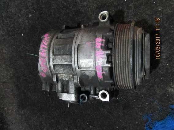 COMPRESOR AC Mercedes Sprinter motorina 2001 - Poza 1